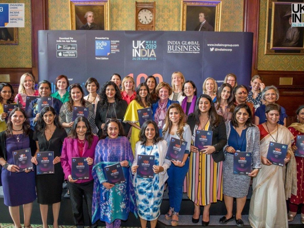 Nisha Karavadra, recognized amongst the 100 most influential people for UK-India relations